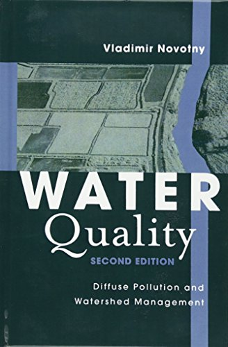 Download Water Quality: Diffuse Pollution and Watershed Management 0471396338