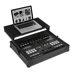 UDG Ultimate フライトケース Multi Format XL Black Plus (Laptop Shelf) 【U91019BL】