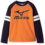 (ミズノ)MIZUNO(ミズノ) トレーニングウエア 長袖Tシャツ [ジュニア] 32JA7940 54 オレンジ 150