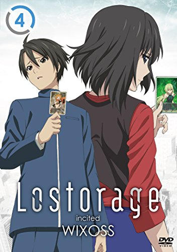 Lostorage incited WIXOSS 4<初回仕様版>[Blu-ray/ブルーレイ]