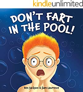 Don't Fart In The Pool (English Edition)