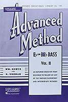Rubank Advanced Method - Bass/Tuba - B.c.