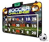 Soccer Challenge Perfect Goal With score keeper by IQ Toys [並行輸入品]