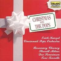 Christmas With The Pops by Kunzel/Cincinnati Pops (1990-10-08)