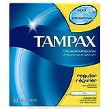 Tampax Regular Absorbency Tampons, 20ct
