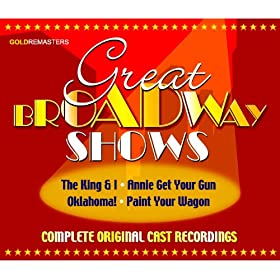Great Broadway Shows (Vol. 1-2)