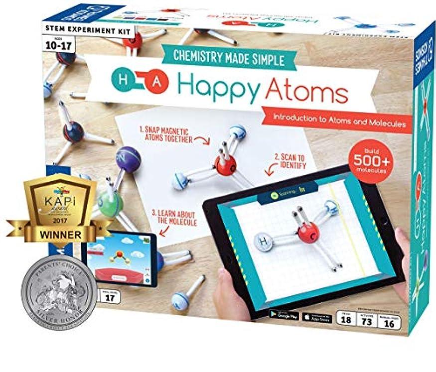ダッシュつなぐ遠足[テムズ ? コスモス]Thames & Kosmos Happy Atoms Magnetic Molecular Modeling Set And Introductory Set 585002 [並行輸入品]