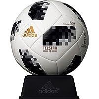 adidas(アディダス) サッカーボール レプリカ ミニモデル(直径約15cm) 2018年 FIFAワールドカップ 試合球 置き台・化粧箱付き テルスター18 ミニ