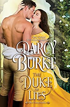 The Duke of Lies (The Untouchables Book 9) by [Burke, Darcy]