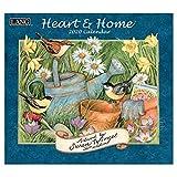 [2020 壁掛け カレンダー]ラング LANG/HEART&HOME Susan Winget カントリー 風景 インテリア 令和2年 暦
