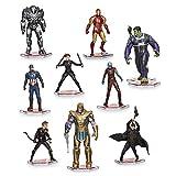 ディズニー デラックスフィギュアセット マーベル アベンジャーズ エンドゲーム Marvel's Avengers Deluxe Figure Play Set - Marvel's Avengers: Endgame 【並行輸入品】