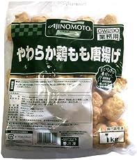 味の素 やわらか鶏もも唐揚げ 1kg 冷凍
