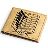 CosplayHut コスプレ周辺 人気の 財布 カジュアル 自由の翼