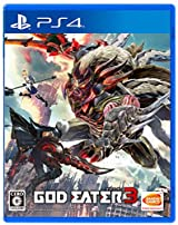 【PS4】GOD EATER 3【早期購入特典】主人公着せ替え衣装「ヴァジュラくん[獣神]」をダウンロードできるプロダクトコード (封入)