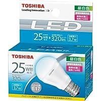 東芝LED電球 ミニクリプトン形廉価版 LDA4N-H-E17/S (2個セット)