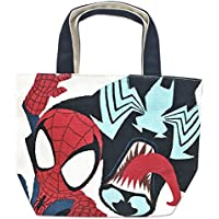 マーベル チャック付マチ付バッグ Spider Man & Venom SPAP585