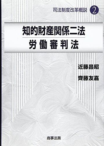 知的財産関係二法/労働審判法 (司法制度改革概説)