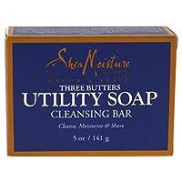 海外直送品Men's Utility Soap, 5 OZ by Shea Moisture