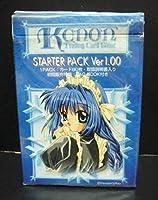 カノン/Kanon/スターターパックVer1.00/初回特典F&QBOOK付