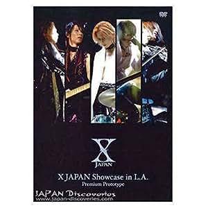 X JAPAN Showcase in L.A