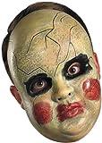 Smearyベビー人形面マスクコスチュームアクセサリー