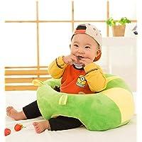 緑と黄色Foamラグジュアリーソファ椅子for Babies