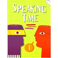 Speaking Time 1 Student Book with MP3 CD