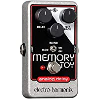 electro-harmonix エレクトロハーモニクス エフェクター アナログディレイ Memory Toy 【国内正規品】