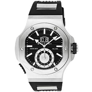 [ブルガリ]BVLGARI 腕時計 アンデュレ ブラック文字盤 自動巻 デイト 100M防水 BRE56BSVDCHS メンズ 【並行輸入品】