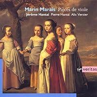 Marin Marais:Pieces de viole
