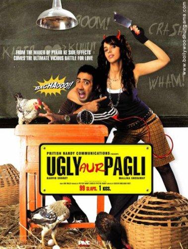 Ugly Aur Pagli - 2008 ( Dvd )