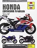 Honda CBR1000RR Fireblade, '04-'07 (Haynes Powersport)
