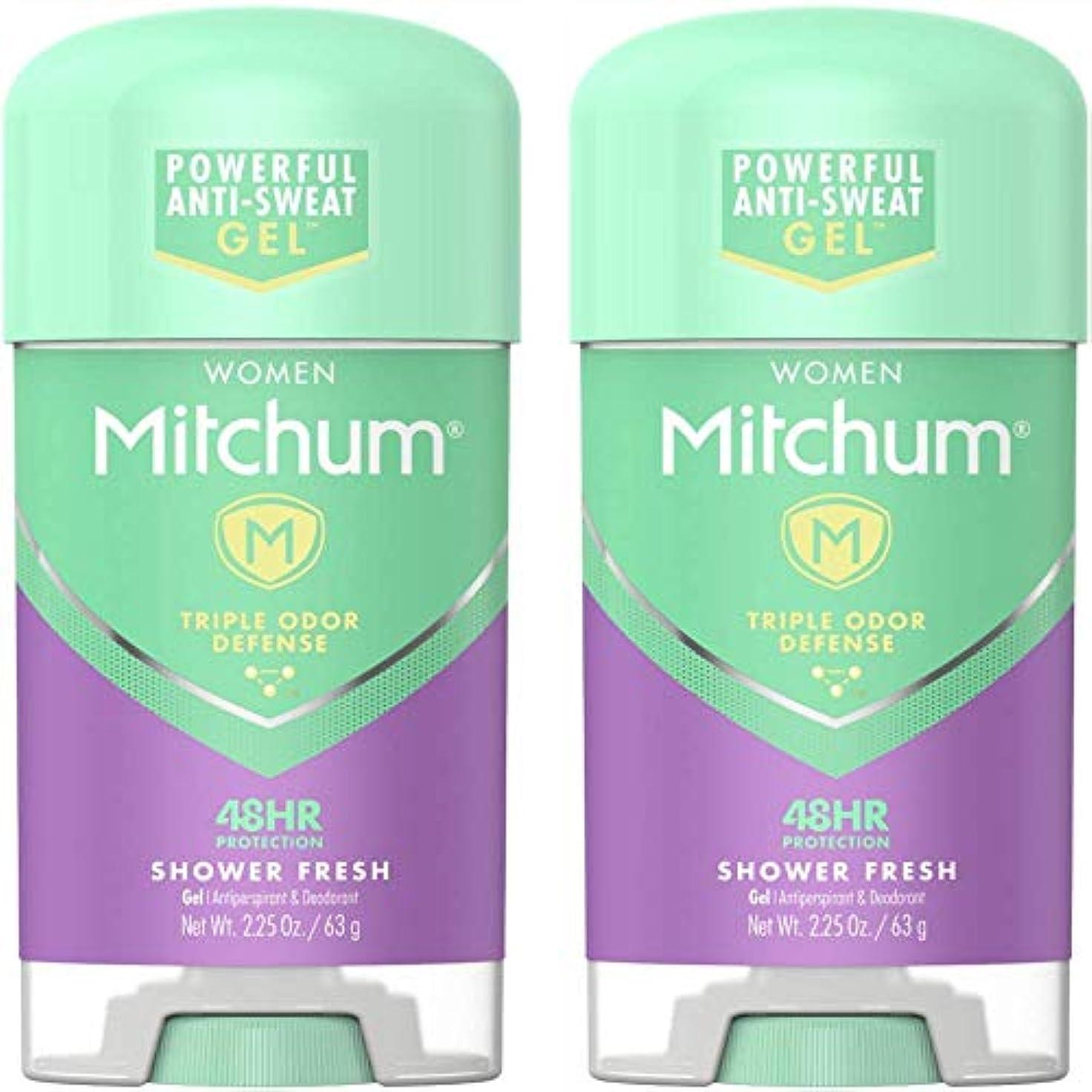 本土電池海Mitchum Power Gel Shower Fresh