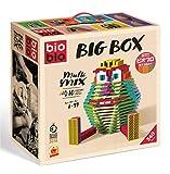 ビオブロ ビッグボックス(洗える木製つみ木)/Bioblo Big box 340ピース