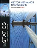 Cover of Vector Mechanics for Engineers Statics