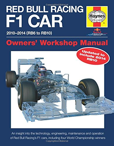 Red Bull Racing F1 Car Manual ...