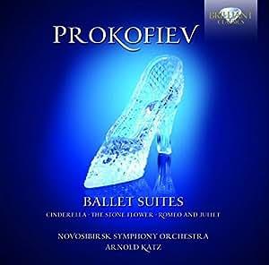 プロコフィエフ:バレエ音楽集