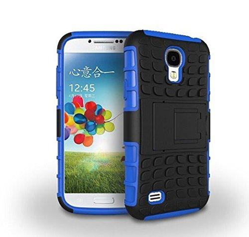 Samsung Docomo Galaxy S4(SC-04E/ドコモ版) TPU+ハード ケース 耐衝撃 カバー 【カラー/black(ブラック)黒】 サムスン ドコモ ギャラクシー sⅣ Soft & Hard cover case スタンド機能 986-4