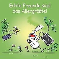 Echte Freunde sind das Allergroesste!: Cartoon-Geschenkbuch