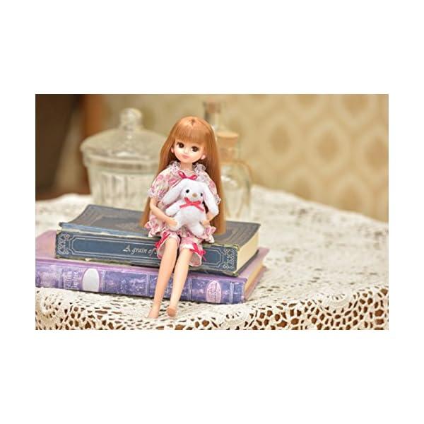 リカちゃん ドレス LW-05 ゆめみるパジャマの紹介画像2