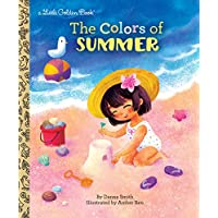 The Colors of Summer (Little Golden Book) (English Edition)