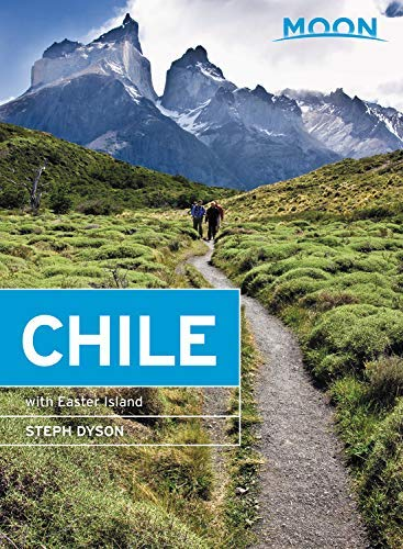 Moon Chile: With Easter Island (Travel Guide) (English Edition)