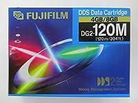 富士フィルム・DDSデータカートリッジDG2-120M(4GB/8GB)