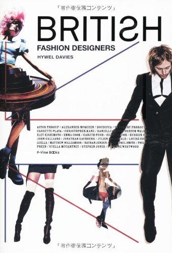 ブリティッシュ・ファッション・デザイナーズ ステラマッカートニーからイーリーキシモトまで (P‐Vine BOOKs)の詳細を見る