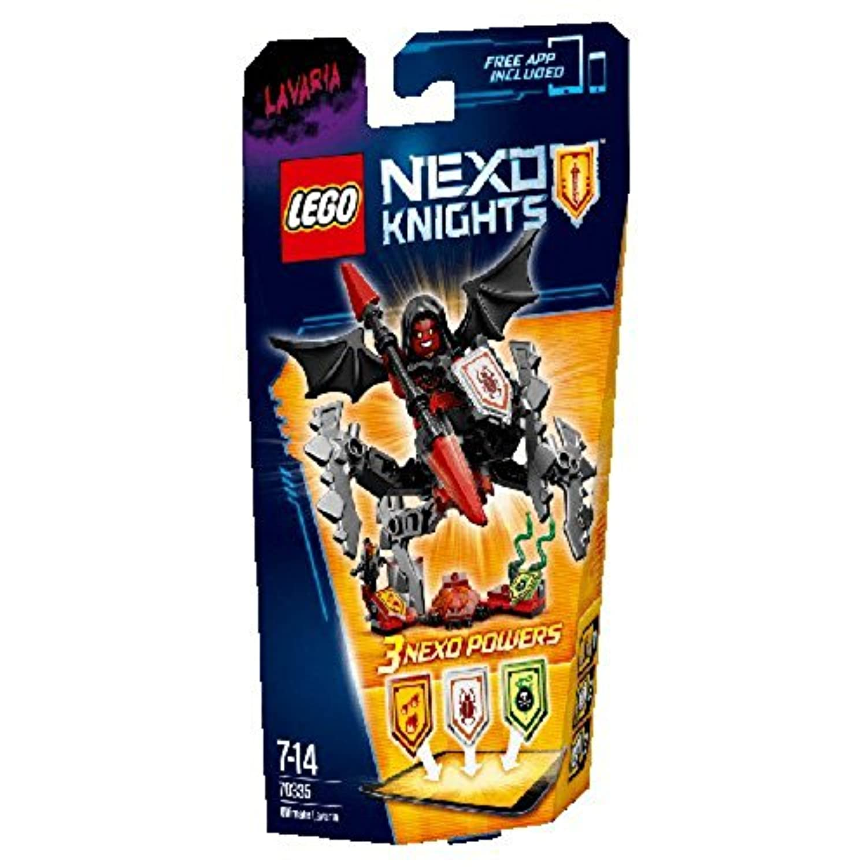 レゴ (LEGO) ネックスナイツ シールドセット ラバリア 70335