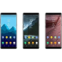 SAMSUNG Galaxy Note 8 / 64GB / SM-N950N / 6.3インチ / スマートフォン / SIMフリー [並行輸入品] (Black)
