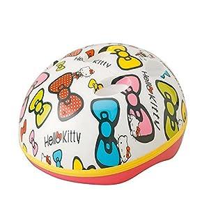 SG対応ヘルメット キティ リボン