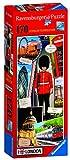 170ピース ジグソーパズル ロンドン 近衛兵 London Guardsman (15 x 36 cm)