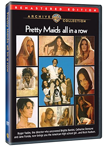 Pretty Maids All in a Row [DVD] [Import]