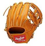 Rawlings(ローリングス) 軟式用 魅せる捕球が男前 巧 --TAKUMI-- [内野手用] GR6FHO6S リッチタン [サイズ5] [11 inch] LH(Right hand throw)※右投用